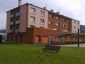"""""""Alquiler de pisos en C/ Prat i Forga, 7-9 de Olot"""""""