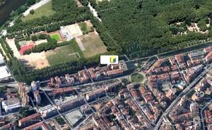 """""""Venta de solar en el Passeig de la Devesa 7-9. Girona"""""""