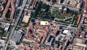 """Venta de solar en c/ Universitat de Montpeller 11-13. Girona"""