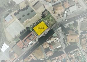 """""""Venta de solar de 837m2 al centro de Pineda de Mar, Barcelona."""""""