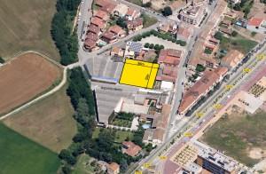 """Venta de solar en c/escoles, 4 de Vilablareix, Girona"""