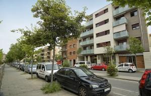 """""""Venta o alquiler de Plazas de parquing en c/ Caldes de Montbui, 87-89 de Girona"""""""
