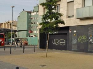 """Alquiler de plazas de parquing en la c/ Pierre Vilar, 5-7 de Girona"""