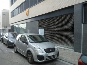 """Venta o alquiler de local comercial de 100m2 en c/ del Remei, 16 de Cassà de la Selva, Girona."""