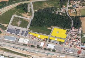 """Venta de terrenos residencial en la zona Avellaneda, Girona"""